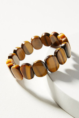 Serefina Clear Skies Stretch Bracelet By in Brown Size ALL