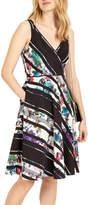 Phase Eight Ethelda Printed Dress