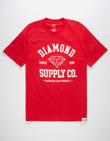 Diamond Supply Co. Athletic Mens T-Shirt