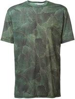 Baja East palm print T-shirt