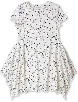 Boho Babe Suri Assymetrical Star Print Dress