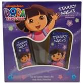 Nickelodeon Dora The Explorer Starry Night Gift Set for Women (Eau de Toilette, Body Wash)