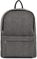 A.P.C. Grey Benjamin Backpack