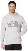 The North Face Recycled Materials Pullover Hoodie (TNF Light Grey Heather) Men's Sweatshirt