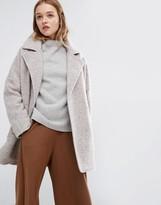 NATIVE YOUTH Smart Overcoat
