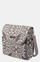 Petunia Pickle Bottom Infant 'Boxy' Backpack Diaper Bag - Grey