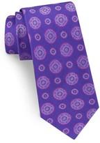 Ted Baker Men's Medallion Silk Tie