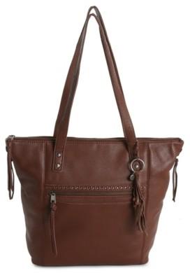 The Sak Marino Leather Shoulder Bag