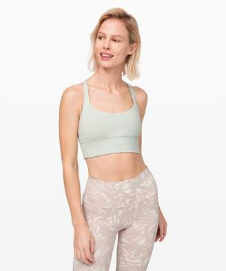 Lululemon Free To Be Bra Wild Long Line*Light Support, A/B Cup