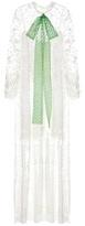 Chloé Cotton and silk dress