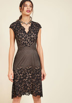 ModCloth Motif Magnificence Lace Dress in 4
