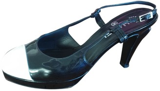 Chanel Slingback Other Patent leather Heels