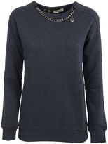 Stella McCartney Falabella Chain Detail Sweatshirt