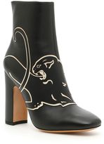 Valentino Panther Booties