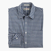 Thomas Mason Slim for J.Crew shirt in Bedford blue gingham