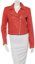 IRO Leather Zefir Jacket