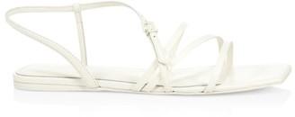 Mercedes Castillo Kelise Flat Leather Sandals
