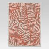 Threshold Outdoor Rug - Coral
