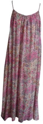 Mes Demoiselles ... Pink Silk Dresses