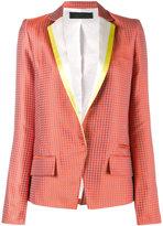 Haider Ackermann jacquard blazer