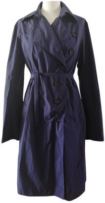 Ramosport Blue Trench Coat for Women