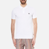 Ps By Paul Smith Regular Fit Polo Shirt White