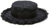 Eugenia Kim Brigitte Frayed Straw Hat