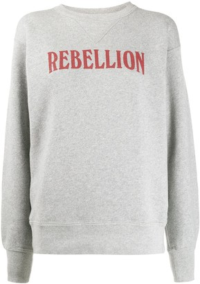 Etoile Isabel Marant Rebellion sweatshirt