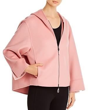 Giorgio Armani Emporio Oversized Cashmere Caban Jacket