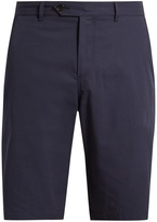 ADAM by Adam Lippes Slim-fit twill shorts
