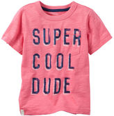 Carter's Super Cool Dude Graphic Tee