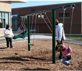 Kidstuff Playsystems, Inc. T-Swing Set