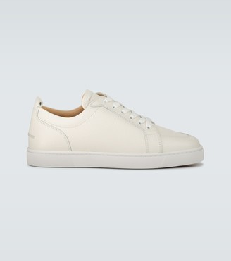 Christian Louboutin Rantulow leather sneakers