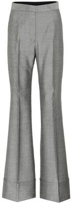 Stella McCartney Flared wool pants