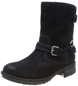 Josef Seibel Women's Sandra 30 Combat Boots, Blue (Jeans VL944 540) 6 UK (39 EU)