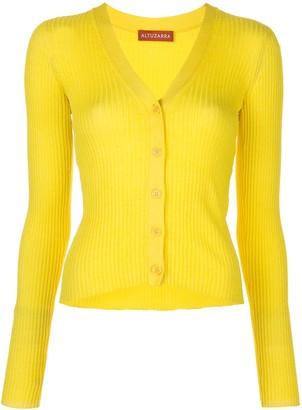 Altuzarra Harwell knitted cardigan