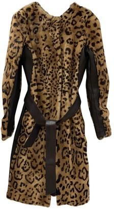Dolce & Gabbana Fur Coat for Women Vintage