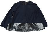 Balenciaga Navy Polyester Top