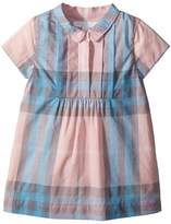 Burberry Taylor Short Sleeve Collared Dress