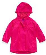 Western Chief Toddler Girl's Hooded Raincoat