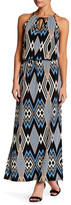 Laundry by Shelli Segal Printed Maxi Dress (Petite)