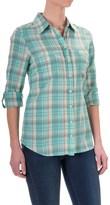 Aventura Clothing Hathaway Shirt - Organic Cotton, Long Sleeve (For Women)