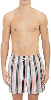 Solid & Striped Men's Striped Swim Trunks