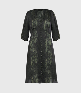 AllSaints Kota Masala Dress