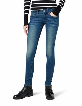 G Star Women's Midge Cody Midrise Skinny Super Stretch Power Wash Jean