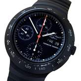 Iwc Black Steel Watches