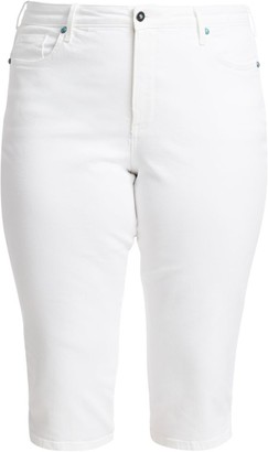 Nydj, Plus Size Skinny Denim Capris