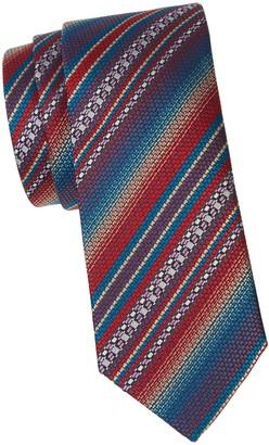 Missoni Stripe Silk Tie