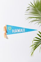 UO Souvenir Hawaii Pennant