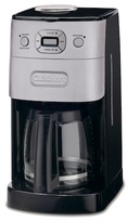 Cuisinart 9-Cup Grind and Brew Coffee Maker